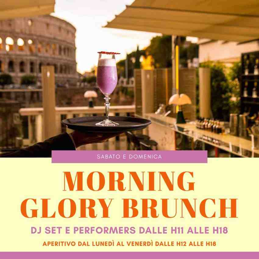 The Court Morning Glory Brunch