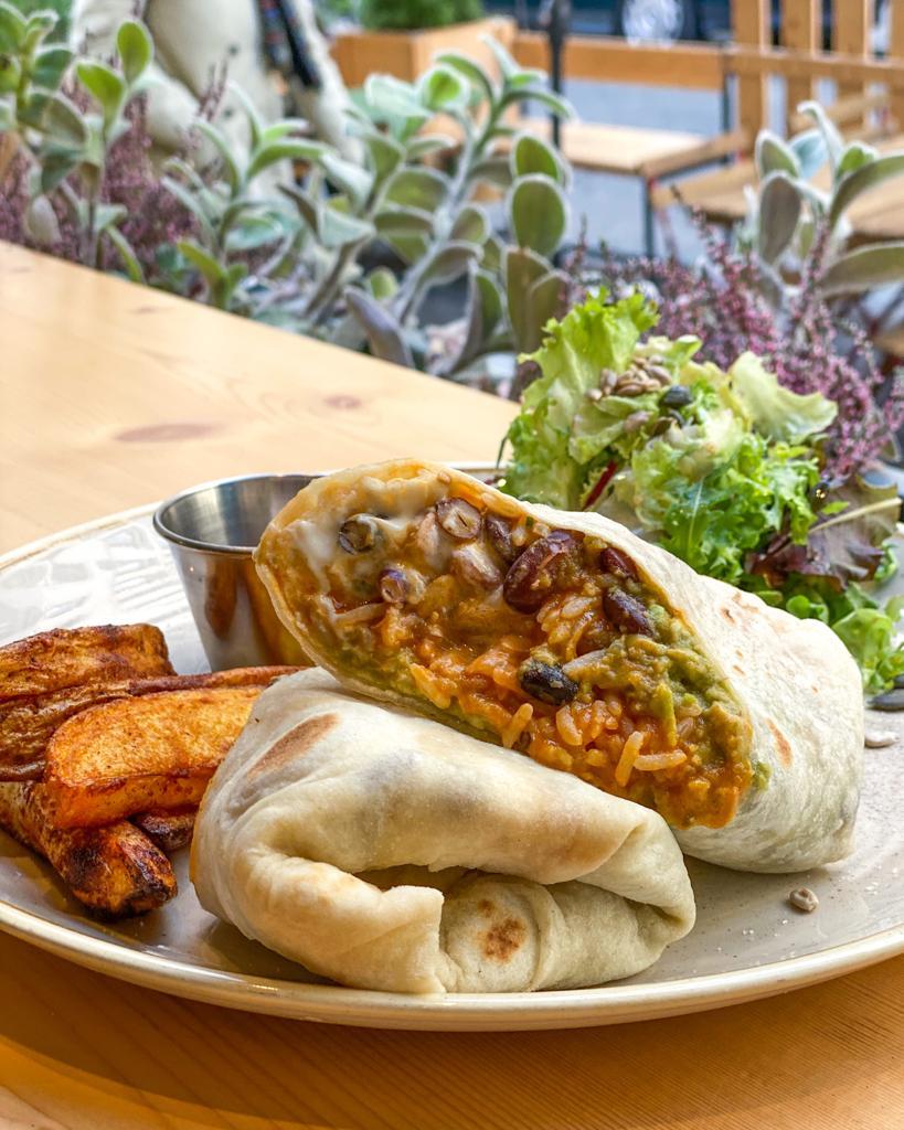 aromaticus burrito