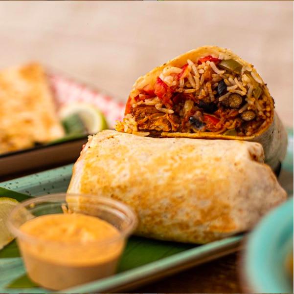 pico's burrito