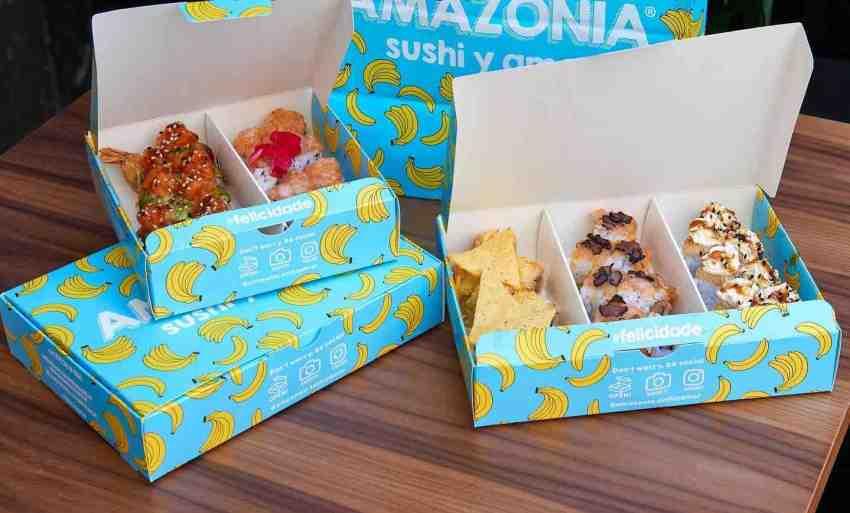 Amazonia Sushi Y Amor Roma