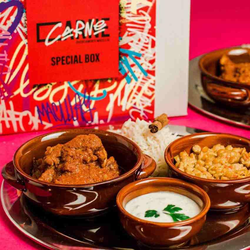 Carne.Love food box