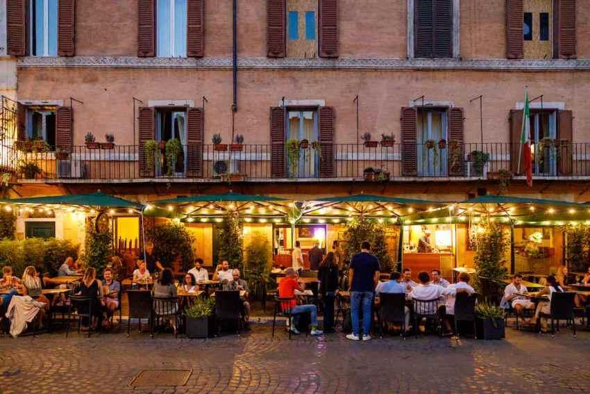 Camillo a Piazza Navona Roma