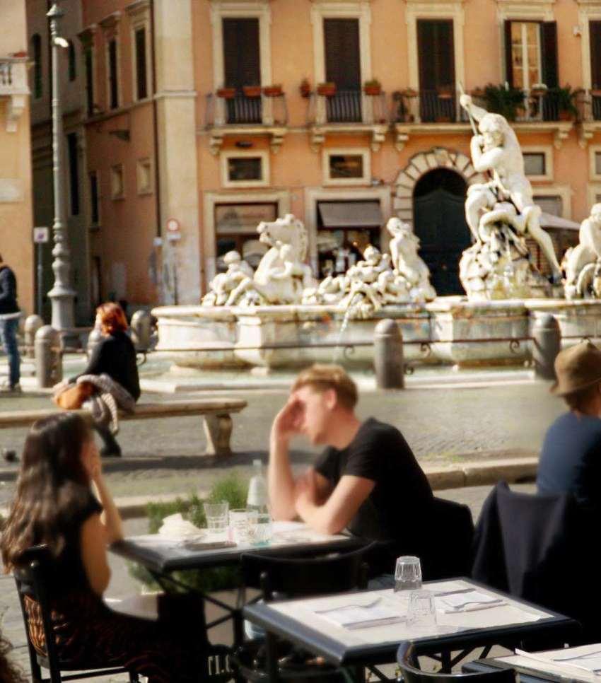 Dolce Vita Piazza Navona Roma