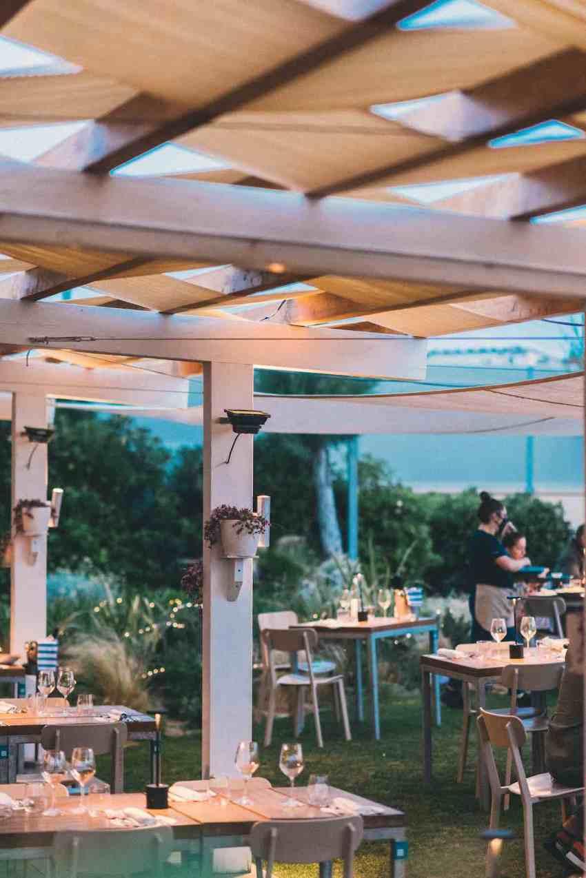 Paradiso Beach Bar a Lido di Ostia