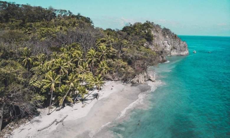 Playa Quesera Puntarenas
