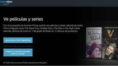 Photo of Te regalamos Amazon Prime Video por un mes completamente gratis