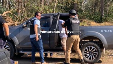 Photo of OIJ realiza allanamiento en Puntarenas para detener a sujeto por robo