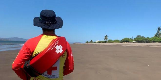 Photo of Cruz Roja e ICT vigilan playas para prevenir turistas