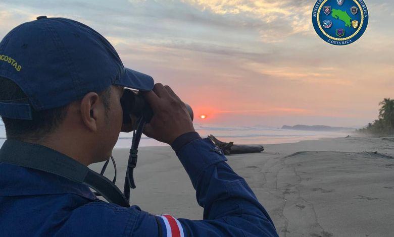 Photo of Guardacostas ha intervenido para que 141 personas no se aglomeraran en las playas