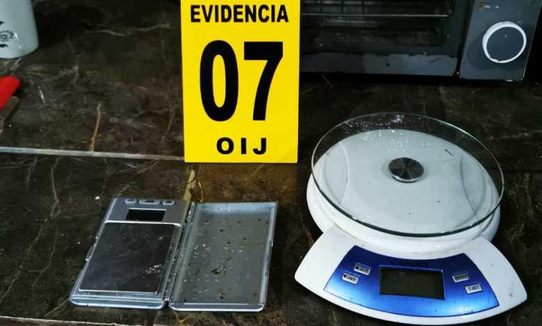 Photo of Detienen sujeto en Quepos por venta de drogas