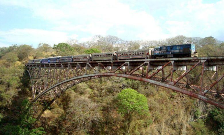 Photo of Tren entre Puntarenas y Alajuela  da un paso firme hacia su reconstrucción