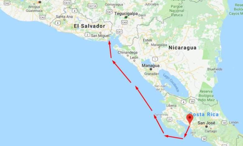 Photo of Costa Rica y El Salvador podrían activar el ferry por la situación con Nicaragua