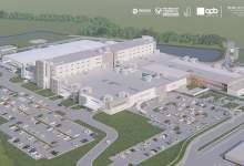 Photo of (Fotos) Así será el nuevo hospital de Puntarenas