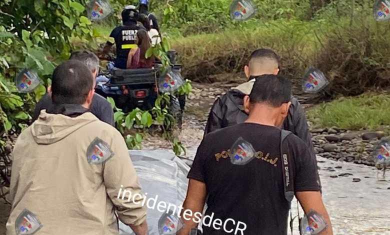 Photo of Encuentran cuerpo amordazado y quemado en el Río Barranca en Puntarenas