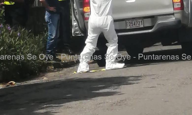 Photo of Fallece hombre de varios disparos en Miramar de Puntarenas