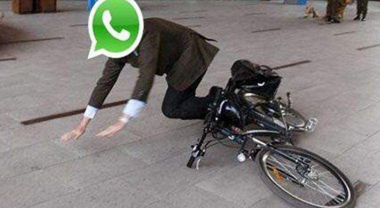 Photo of WhatsApp sufrió caída en sus servidores