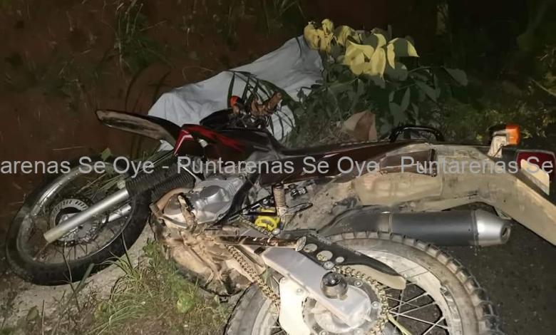 Photo of Oficial de Fuerza Pública fallece en Manzanillo por accidente de tránsito