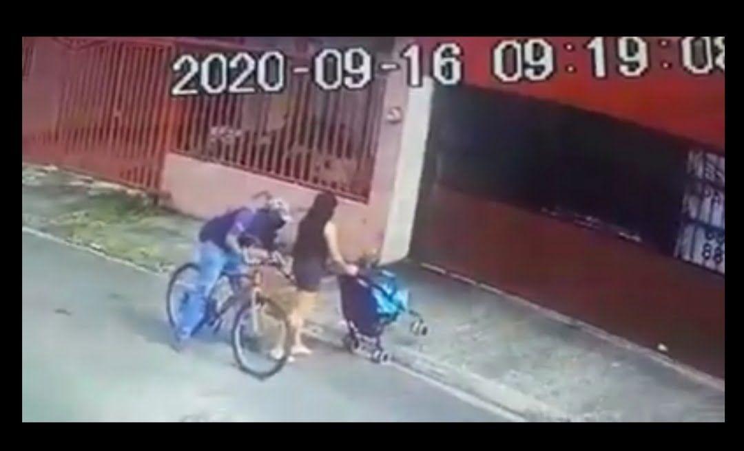 Photo of (VIDEO) Buscan a hombre que tocó partes íntimas a mujer en vía pública