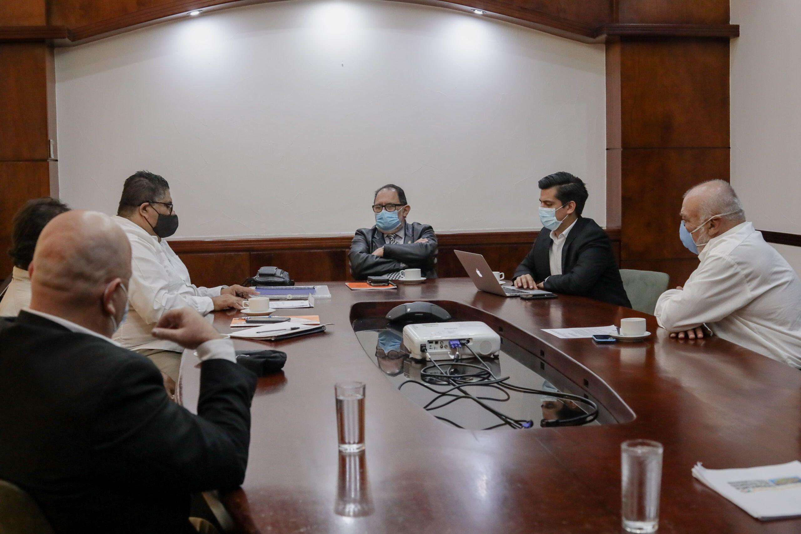Photo of Gobierno recibe a movimiento de Puntarenas para escuchar y generar una propuesta participativa