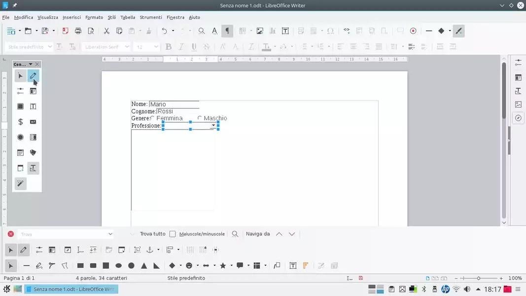 Libreoffice Writer Download E Installazione