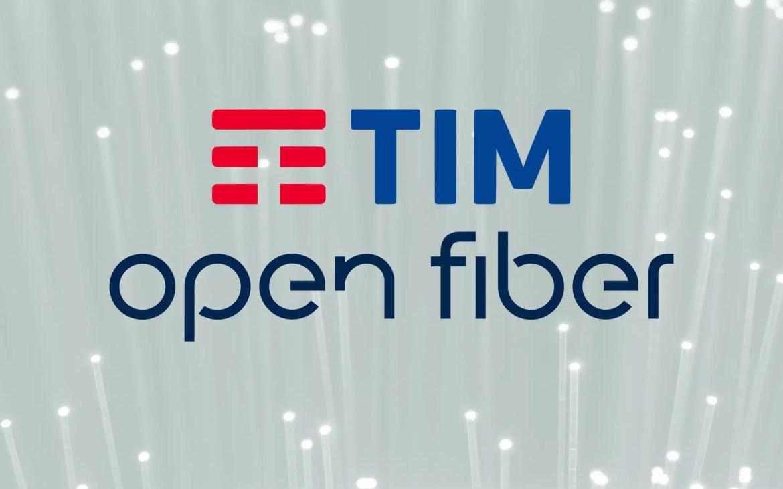 TIM, Open Fiber