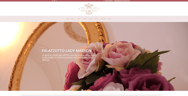 PALAZZOTTO LADY MARYON