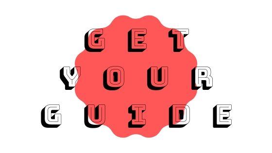 Come prenotare i tour nel mondo con get your guide nome del sito che compare sulla copertina