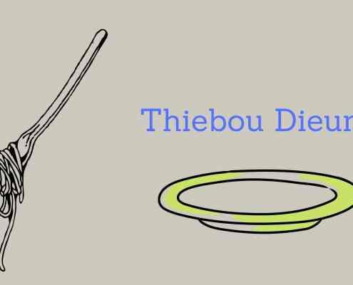 Thieubou Dieune: riso pomodoro e pesce