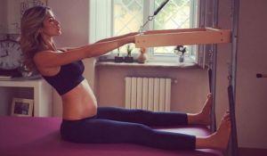 elena-santarelli-incinta
