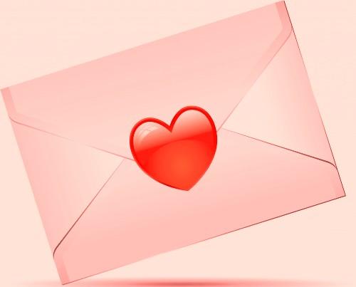 letterina amore online