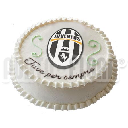 Consegna a domicilio torta Juventus