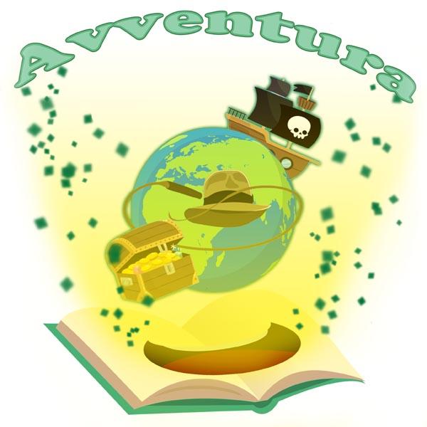 libro parlante avventura puntoflora