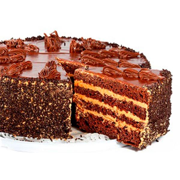 Consegna a domicilio torta al cioccolato golosa online