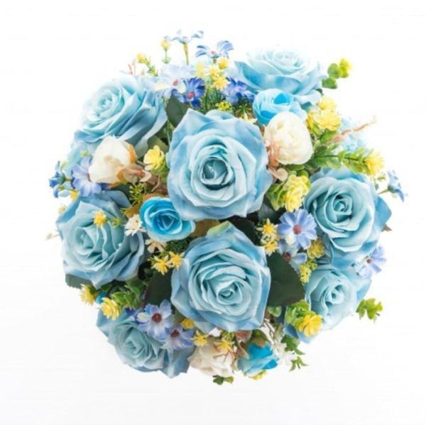 rose azzurre online