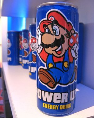mario energy drink