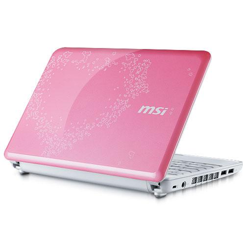 MSI U100 Valentine Edition
