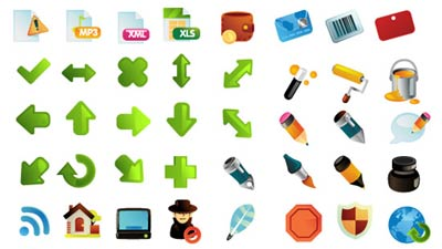 Iconos de WooThemes
