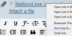 Gmail Adjuntos