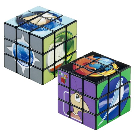 Mozilla Rubik