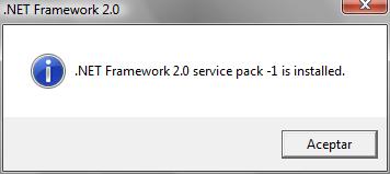 NET Framework Detector