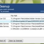 MSConfig Cleanup, elimina programas del incio de Windows