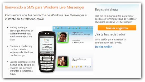 SMS WLM
