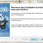 Parche para bloquear las actualizaciones del Messenger 8.1 y 8.5