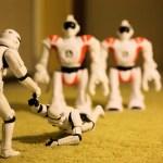 La vida de los Storm Troopers
