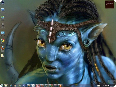 avatar windows 7
