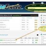 TorFinder, metabuscador de torrents con filtros en tiempo real