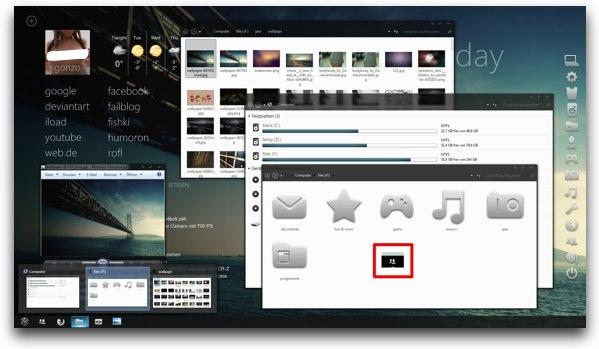 2 nuevos temas minimalistas para windows 7 | NeoTatis