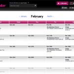 Episode Calendar: Lleva el control de las series que miras