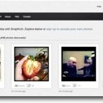 Snapfinch, buscar fotos en Instagram y PicPlz