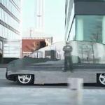 ¿El auto invisible de Mercedes-Benz? [Vídeo]